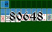 Пасьянс №80648