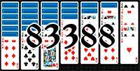 Пасьянс №83388