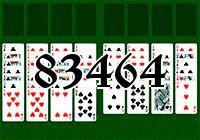 Пасьянс №83464