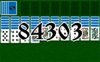Пасьянс №84303