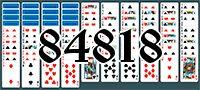 Пасьянс №84818