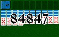 Пасьянс №84847