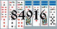 Пасьянс №84916