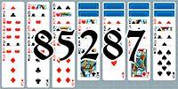 Пасьянс №85287