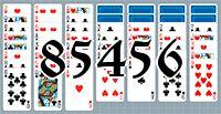 Пасьянс №85456