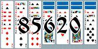 Пасьянс №85620