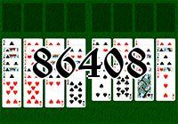 Пасьянс №86408