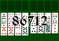 Пасьянс №86712