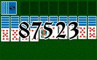 Пасьянс №87523