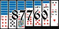 Пасьянс №87760