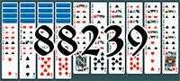Пасьянс №88239