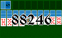 Пасьянс №88246