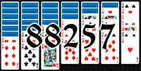 Пасьянс №88257