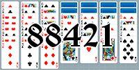 Пасьянс №88421