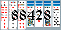 Пасьянс №88428