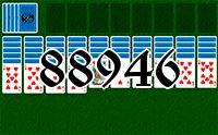 Пасьянс №88946