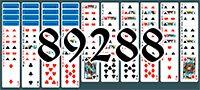 Пасьянс №89288
