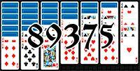 Пасьянс №89375