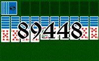 Пасьянс №89448