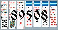 Пасьянс №89508