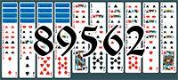 Пасьянс №89562