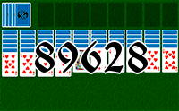 Пасьянс №89628
