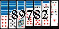 Пасьянс №89782