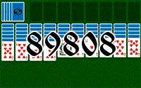 Пасьянс №89808