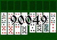 Пасьянс №90049