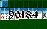 Пасьянс №90184