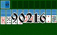 Пасьянс №90216