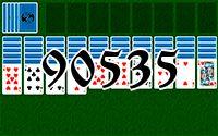Пасьянс №90535