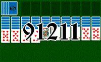Пасьянс №91211
