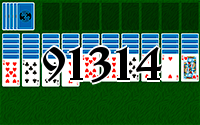 Пасьянс №91314