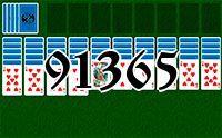 Пасьянс №91365