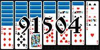 Пасьянс №91504