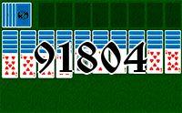 Пасьянс №91804