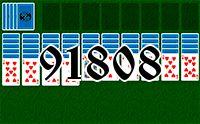 Пасьянс №91808