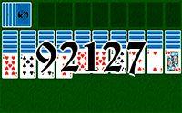 Пасьянс №92127