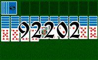 Пасьянс №92202