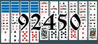 Пасьянс №92450