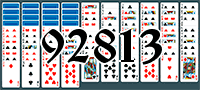 Пасьянс №92813