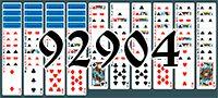 Пасьянс №92904