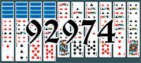 Пасьянс №92974