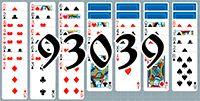 Пасьянс №93039