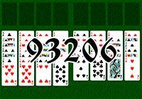 Пасьянс №93206