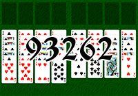 Пасьянс №93262