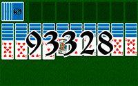 Пасьянс №93328