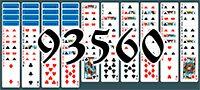 Пасьянс №93560