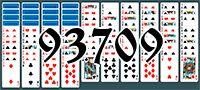 Пасьянс №93709